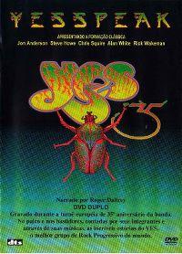 Cover Yes - Yesspeak [DVD]